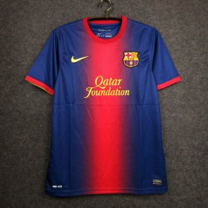 Camisa Barcelona 2012-2013 (Home-Uniforme 1)
