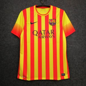 Camisa Barcelona 2013-2014 (Away-Uniforme 2)