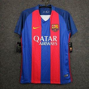 Camisa Barcelona 2016-2017 (Home-Uniforme 1)