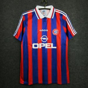 Camisa Bayern Munich 1995-1997 (Home-Uniforme 1)