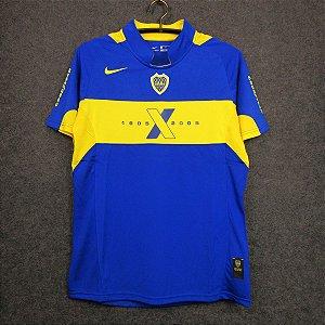 Camisa Boca Juniors  (Comemorativa - Centenário 1905-2005)