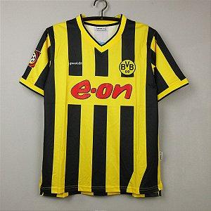 Camisa Borussia Dortmund 2000-2001 (Home-Uniforme 1)