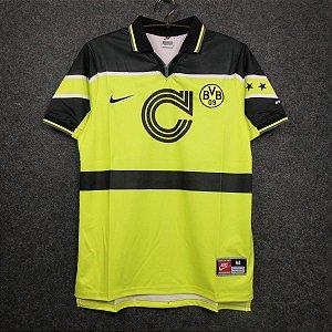 Camisa Borussia Dortmund 1996-1997 (Campeão Champions League)