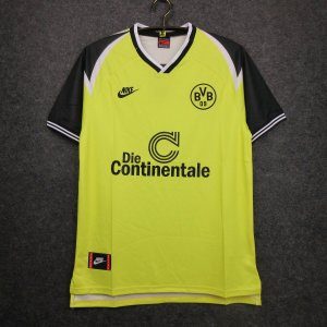 Camisa Borussia Dortmund 1995-1996 (Home-Uniforme 1)