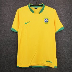 Camisa Brasil Copa do Mundo 2006  (Home-Uniforme 1)