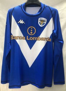 Camisa Brescia 2003-2004 (Home-Uniforme 1) - Manga Longa