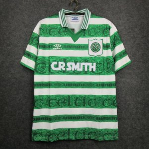 Camisa Celtic 1995-1997 (Home-Uniforme 1)
