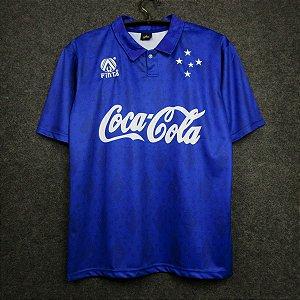 Camisa Cruzeiro 1993-1994 (Home-Uniforme 1)