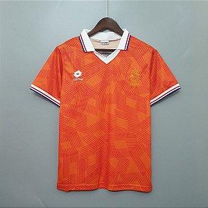 Camisa Holanda 1991 (Home-Uniforme 1)