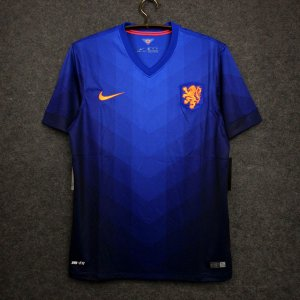 Camisa Holanda 2014 (Away-Uniforme 2) - Copa do Mundo