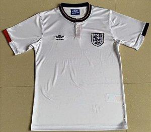 Camisa Inglaterra 1989 (Home-Uniforme 1)