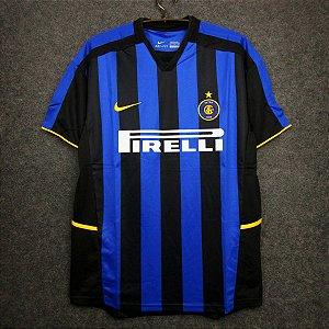 Camisa Internazionale 2002-2003 (Home-Uniforme 1)