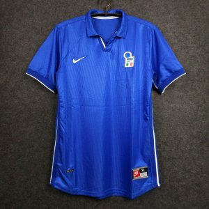 Camisa Itália 1998 (Home-Uniforme 1)  - Copa do Mundo