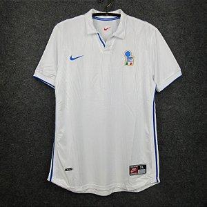 Camisa Itália 1998 (Away-Uniforme 2)  - Copa do Mundo