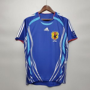 Camisa Japão 2006 (Home-Uniforme 1) - Copa do Mundo