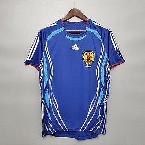 Camisa Japão 2006 (Home-Uniforme 1) - Copa do Mundo
