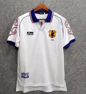Camisa Japão 1998 (Away-Uniforme 2) - Copa do Mundo