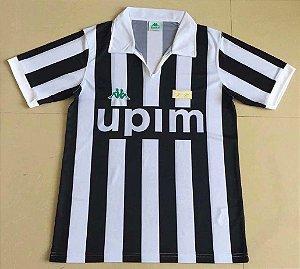 Camisa Juventus 1991-1992 (Home-Uniforme 1)