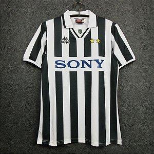 Camisa Juventus 1995-1996 (Home-Uniforme 1)