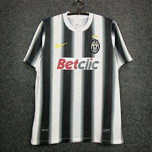 Camisa Juventus 2011-2012 (Home-Uniforme 1)