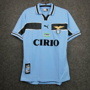 Camisa Lazio 1999-2000 (Home-Uniforme 1)