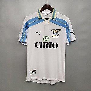 Camisa Lazio 1999-2000 (Away-Uniforme 2)