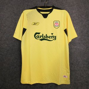 Camisa Liverpool 2004-2005 (Away-Uniforme 2)