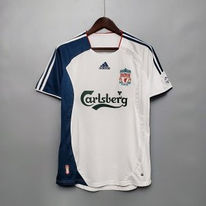 Camisa Liverpool 2006-2007 (Away-Uniforme 2)
