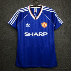 Camisa Manchester United 1988-1990 (Third-Uniforme 3)