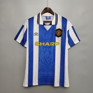 Camisa Manchester United 1994-1995 (Third-Uniforme 3)