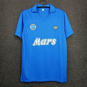 Camisa Napoli 1988-1989 (Home-Uniforme 1)