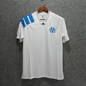 Camisa Olympique Marseille 1992-1993 (Home-Uniforme 1)