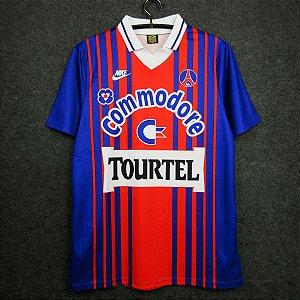 "Camisa Paris Saint Germain ""PSG"" 1993-1994 (Home-Uniforme 1)"