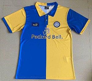Camisa Leeds United 1998-1999  (Away-Uniforme 2)