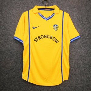 Camisa Leeds United 2000-2001  (Away-Uniforme 2)