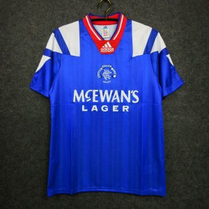 Camisa Rangers 1992-1994 (Home-Uniforme 1)