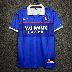 Camisa Rangers 1997-1999 (Home-Uniforme 1)