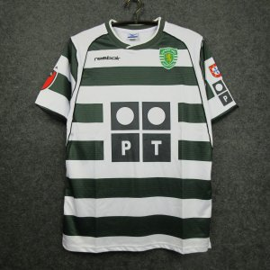 Camisa Sporting 2001-2003 (Home-Uniforme 1)