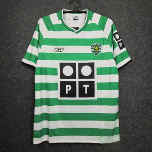 Camisa Sporting 2003-2004 (Home-Uniforme 1)