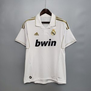 Camisa Real Madrid 2011-2012 (Home-Uniforme 1)