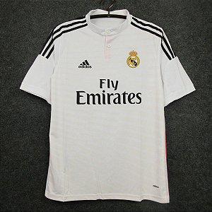 Camisa Real Madrid 2014-2015 (Home-Uniforme 1)