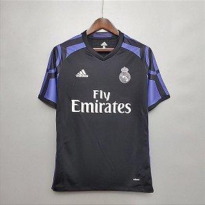 Camisa Real Madrid 2016-2017 (Third-Uniforme 3)