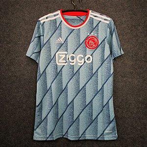 Camisa Ajax 2020-21 (Away-Uniforme 2) - Modelo Torcedor
