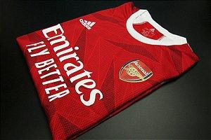 Camisa Arsenal 2020-21 (Home-Uniforme 1) - Modelo Jogador