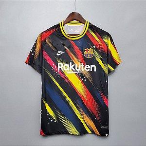 Camisa Barcelona 2020-21 (treino I)