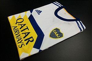 Camisa Boca Juniors 2020-21 (Away-Uniforme 2) - Modelo Jogador