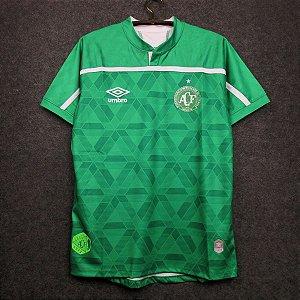 Camisa Chapecoense 2020-21 (Home-Uniforme 1) - Modelo Torcedor