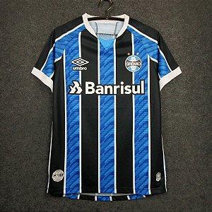 Camisa Grêmio 2020-21 (Home-Uniforme 1) - Modelo Torcedor