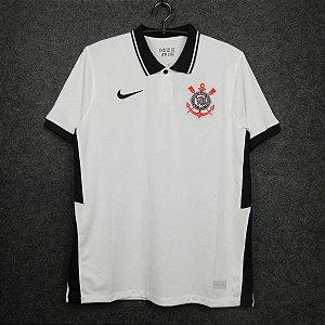 Camisa Corinthians 2020-21 (Home-Uniforme 1) - Torcedor