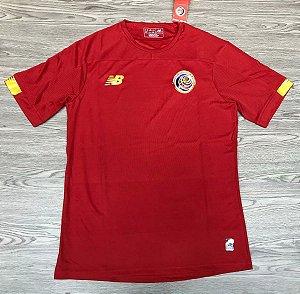 Camisa Costa Rica 2020-21 (Home-Uniforme 1) - Torcedor